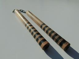 nunchaku with chain